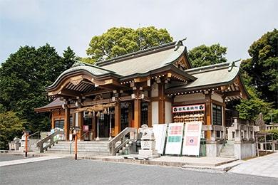 到津八幡神社
